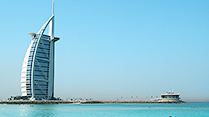 Res till Dubai i vinter