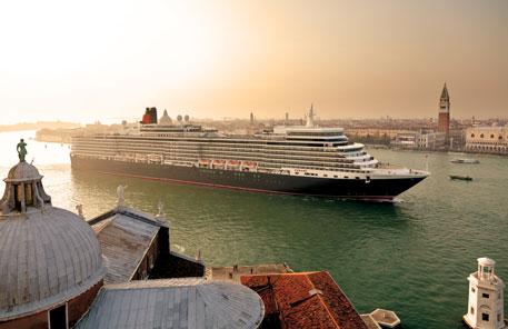 Kryssa med Cunard