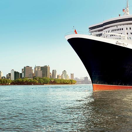 Jorden runt Cunard