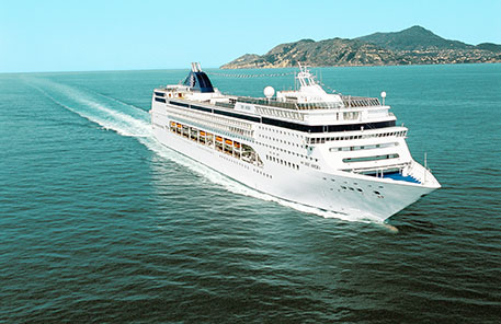 Jorden Runt med MSC Cruises