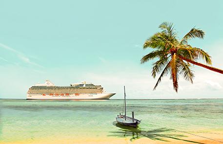 Kryssningar Oceania Medelhavet