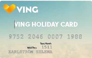 Ving holiday card 2